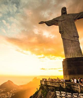 BR1 Brazil Tour