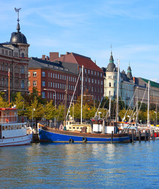 BS1 9 Day Baltic Tour & Helsinki