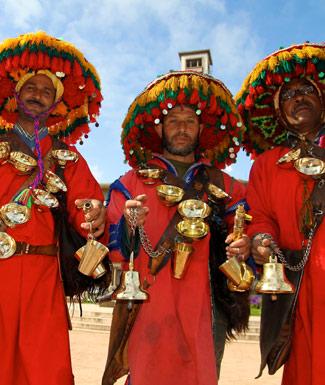 32 Day Spain & Morocco Tour