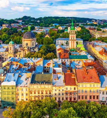 JHMK BELARUS, UKRAINE & MOLDOVA TOUR