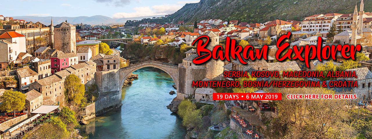 Balkan Explorer