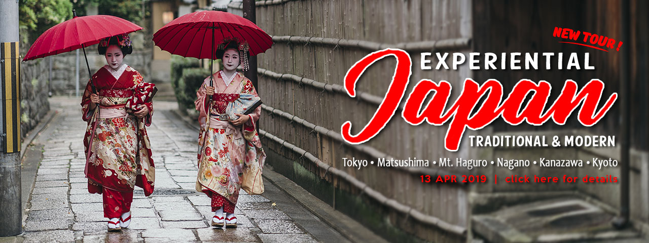 Experiential Japan