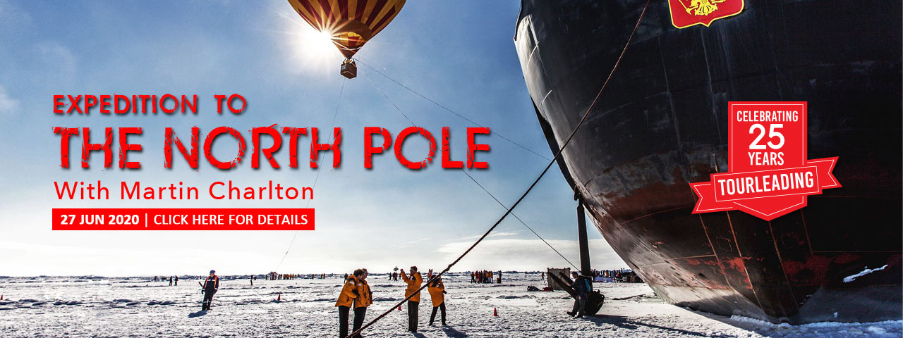 Expedition To The North Pole