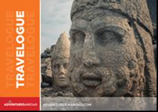 Travelogue Brochure